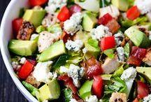 Salads / by Mindi Cherry