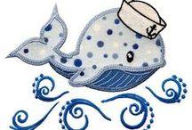 Sea Life, Sailors, Pirates & Ocean Faring