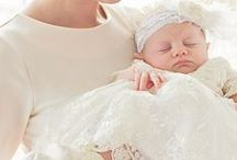 One Small Child Christening Lookbook / {images from our christening lookbooks} / by One Small Child