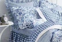 { blue brook cottage } / Pretty blue .... / by Summertime Cottage