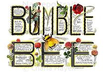 { bumble bee cottage } / Honey bees ... / by Summertime Cottage