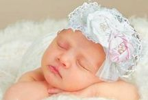 Christening Accessories / {lovely finishing touches for your baby's Christening or Baptism outfit} / by One Small Child