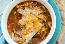 Soups & Stews / by Mindi Cherry