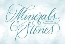 Minerals & Stones / Art of the Earth.