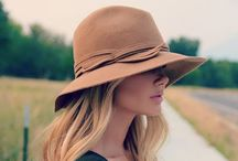 Lovelyhat / #hat #lady #fashion