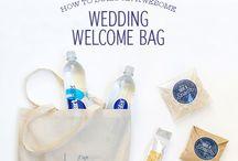 Totes McGoats / Wedding/event gift bag ideas