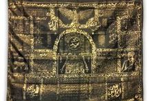 Sacred Cloths / Various Sacred Cloths with Magic Spells