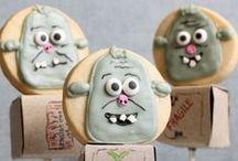 Box trolls / by Tracey Bland