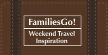 Weekend Travel Inspiration / A Weekly selection of posts by top travel writers around the world. #wkendtravelinspiration email me at familiesgo @ gmail . com if you participate in the Link-up and would like to be invited to pin.