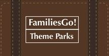 FamiliesGo! Theme Parks with Kids / Advice on visiting all kinds of Theme Parks that are not Disney #hershey @legoland #universalstudios #buschgardens #seaworld and more!