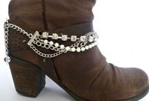 Boot Bling / Jewelry for your boots