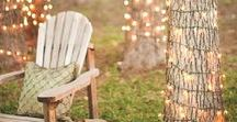Entertaining Outdoors / Outside entertaining ideas from decor to permanent pieces.