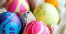 Easter Ideas~ / All things Easter!