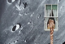 La Lunar Obsession / I <3 moon-watching. / by Tami Knepper