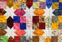 someday maybe quilting projects / by Cynthia Monroe