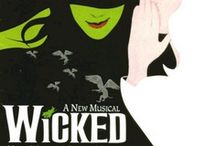 Wicked / by Pam Brocious