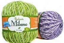 Produtos Crochê / Tricô / Lista de produtos interessantes para crochê e tricô que vocês encontram no www.BazarHorizonte.com.br