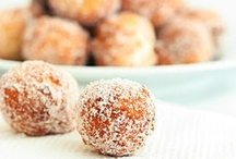 Sweet Treats  / by Megan Kabakjian