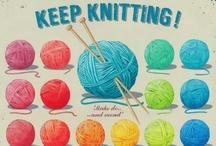 Crochet/Knit Away / by Ursula Duncan Board
