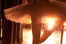 ballerina's / i love ballerina but didnt want to be one when i was younger and i wish i had of  / by Nadine Slater