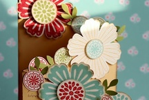Stamps SU Flowers