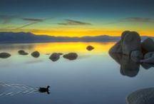 Sunset / by Rikki Fowler