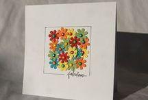 card crafting / by Cynthia Monroe