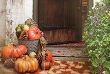 let's celebrate fall/thanksgiving / by Cynthia Monroe