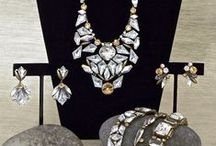 Sorrelli Stardust Collection / Sorrelli Jewelry Holiday 2012.  Here are our favorites from the Stardust Collection that is still available and that Sorrelli fans love.  The Stardust Collection features clear crystals paired with shades of champagne & accents of AB set in antique gold.  Discover a range of designs in angular Art Deco styles, feminine filigree patterns & dazzling vintage classics.   This is a crystal jewelry collection that will bring out your inner sparkle every time you put it on. / by Perfect Details ~ Designer Bridal Jewelry & Accessories