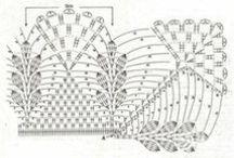 Crochet Charts / by Maria Del Rosario