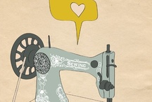Sewin' love <3 / by Ursula Duncan Board