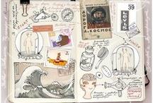 Scrap Travel Journals