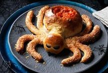Frightfully Good Halloween Eats & Sweets / Fun ideas for Halloween eats and sweets. / by Amy Anderson