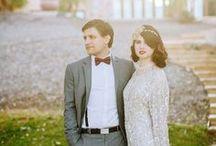 Gatsby Wedding
