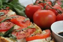 Italian Escapades - Savory Eats / Dishes with Italian flair. / by Amy Anderson