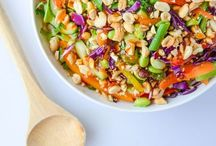 Clean Eating Recipes / A collection of clean eating recipes to make incorporating more whole foods easier and delicious! If you'd like to be added to this group board, please follow and comment on one of my pins with your email. / by RunToTheFinish- Amanda C Brooks