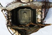 Assemblage / by Sassytrash Antiques and Designs