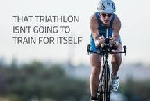 Triathlon / Triathalon training tips and techniques for swim, bike, run / by RunToTheFinish- Amanda Brooks