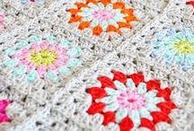 crochet inspiration / by Erin Brady