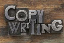 Copywriters? Yes, we need them. / by Amy Anderson