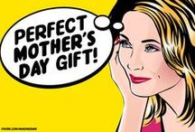 Fiverr - Mother's Day / Forget flowers and tacky greeting cards! Treat your mom to a thoughtful gift designed especially for her!  / by Fiverr