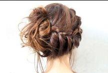 Cabelos e penteados  ~