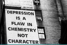 Depression / by Lan