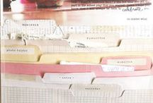 Scrap Crate Paper Notes & Things