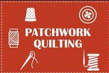 Patchwork / Quilting / Inpirações de Patchwork e Quilting
