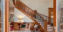 Grand Staircases / Who doesn't love a grand staircase?