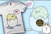 Fiverr - Get a custom T-shirt design / by Fiverr