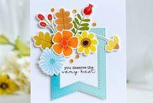 Stamps MFT Florals