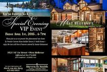 Seattle Luxury Real Estate / Luxury Living in the beautiful Pacific Northwest