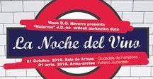 La Noche del Vino / #LaNocheDelVino es la fiesta más joven de la D.O. Navarra.